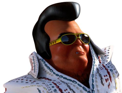 Elvis Votes