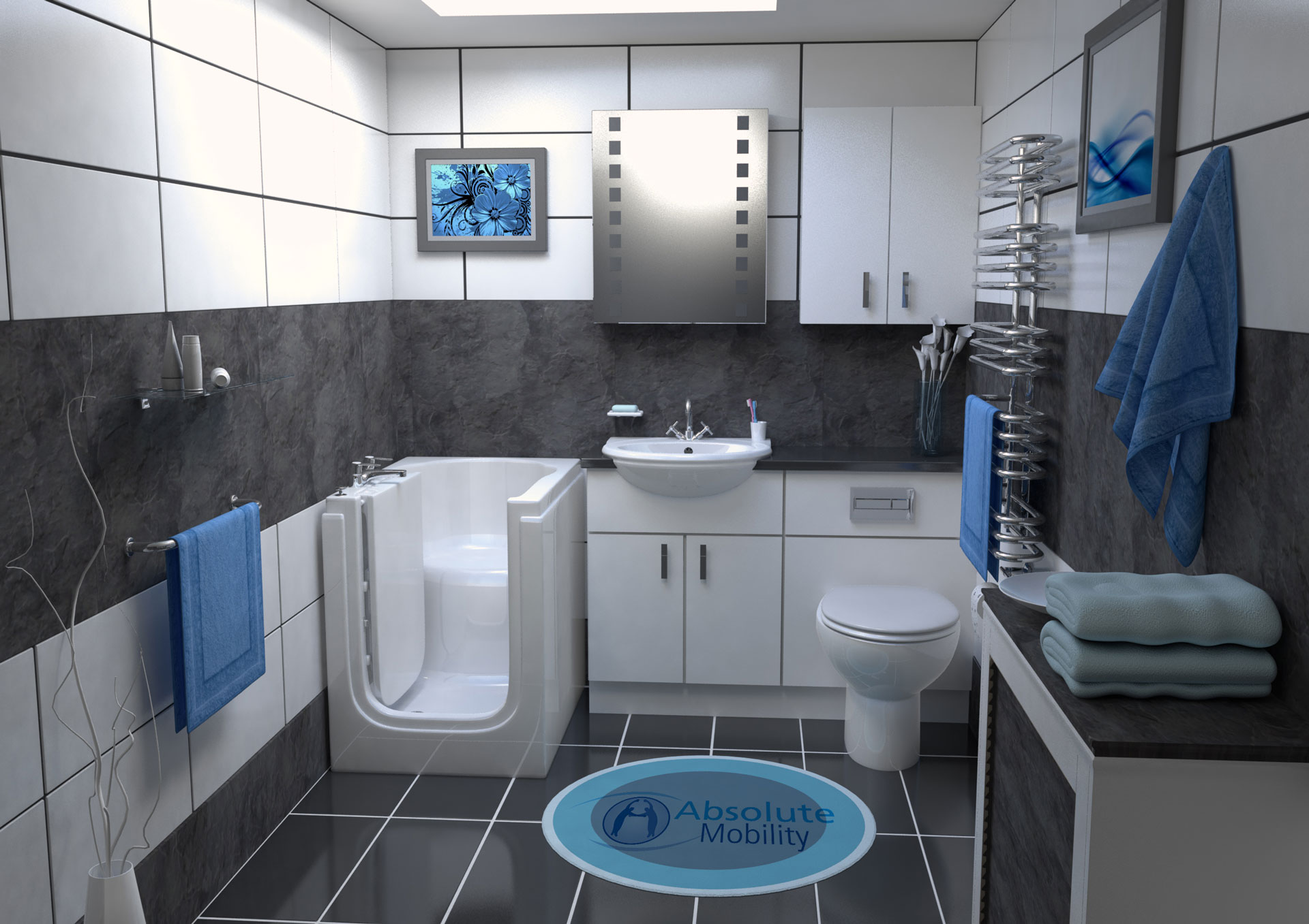 bathroom and bath for ecommerce