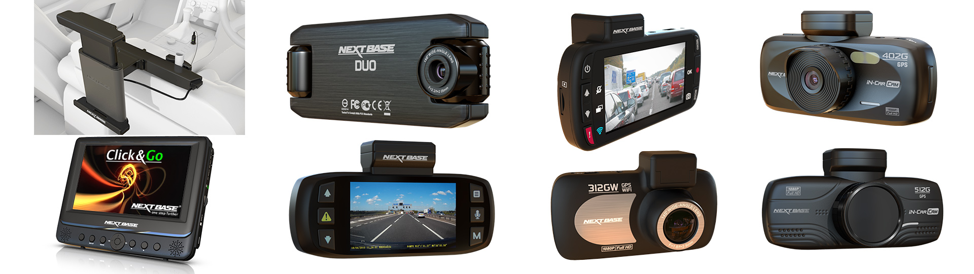 3D Product Visualization of dashcams