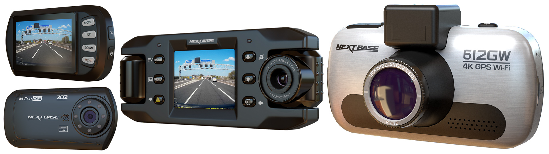 3D Product Visualization of Nextbase dashcams