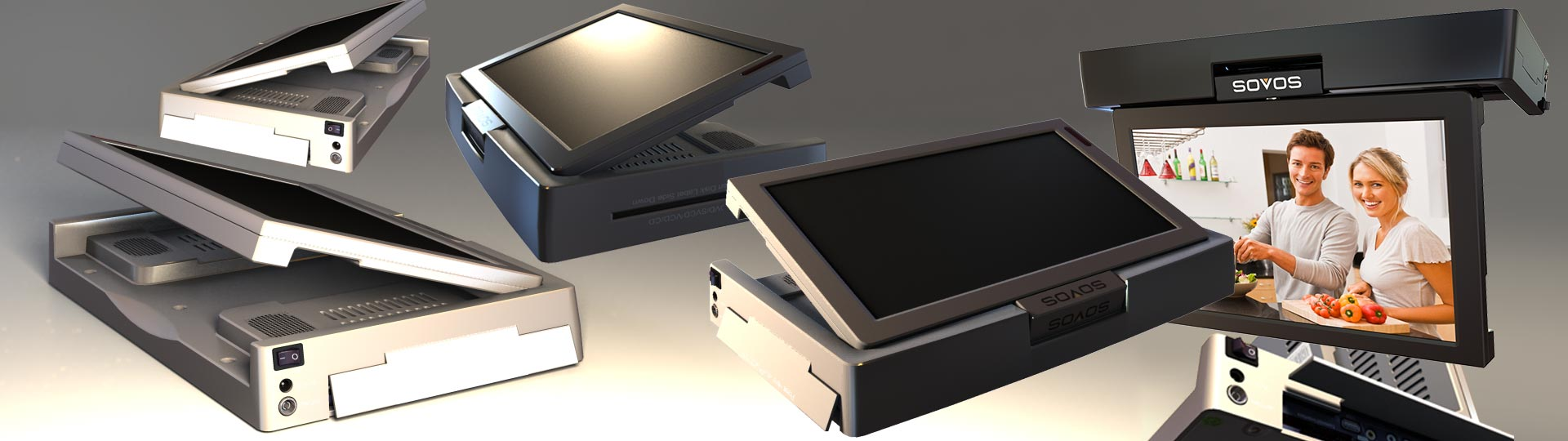 3D Product Visualization of consumer electronics