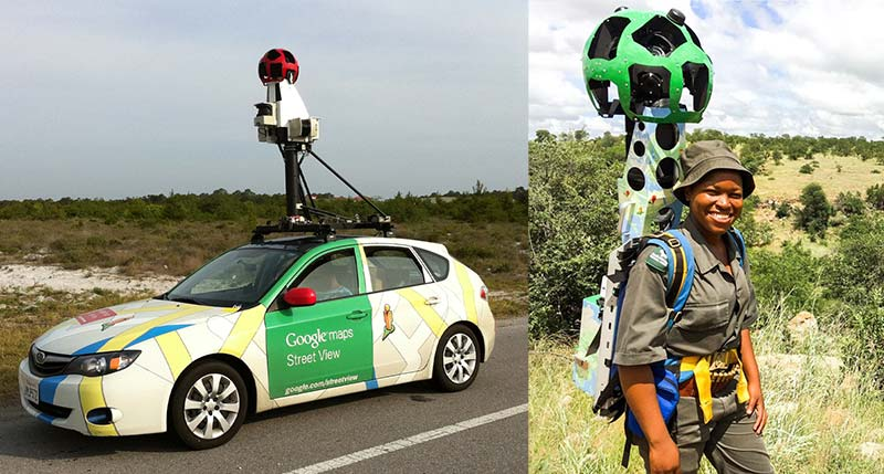 streetview camera picture